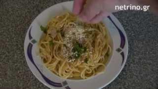 Καρμπονάρα (χωρίς κρέμα γάλακτος) - Η Ιταλική συνταγή της μακαρονάδας (με αυγά)
