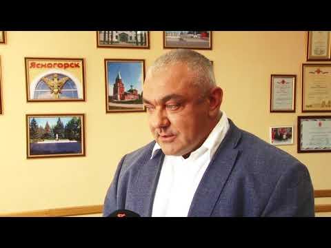 Владимир Мухин: Предприятие по переработке мусора было бы полезным для Ясногорска