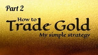 Part 2: How to Trade Gold Effectively - Simple Gold Trading Strategy (XAUUSD)