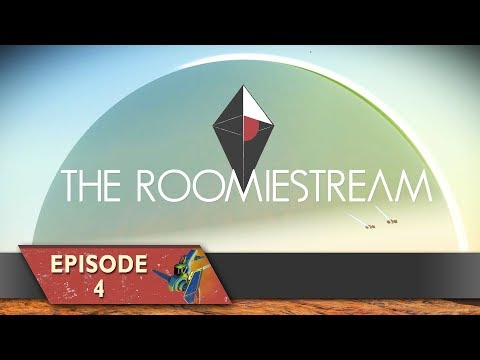 The Roomiestream 2/21/17 - Aluminium obtained on a brutal, glacial extreme planet.