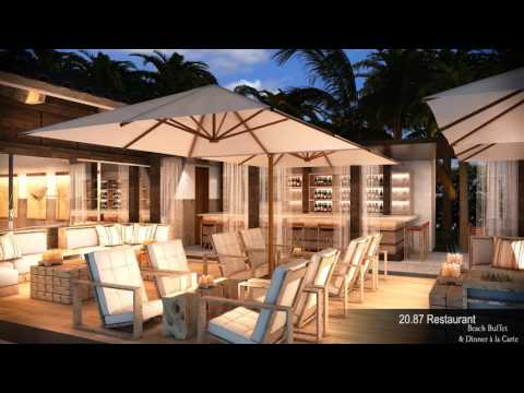 UNICO 20˚87˚ Hotel Riviera Maya by RCD Resorts (Animation in 3D)