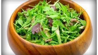 Руккола  - салат с горчинкой