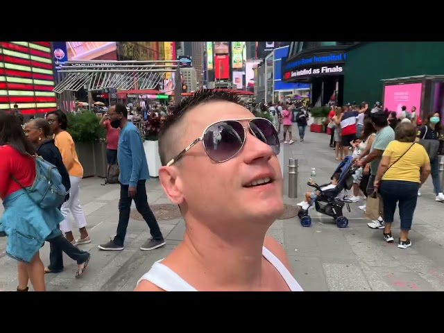 New York is back Happy Independence Day 4th of JULY God bless America 2021