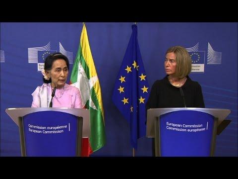 Suu Kyi rejects UN Myanmar probe