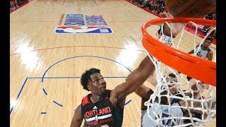 Full Highlights: Portland Trail Blazers vs Utah Jazz, MGM Resorts NBA Summer League | July 8