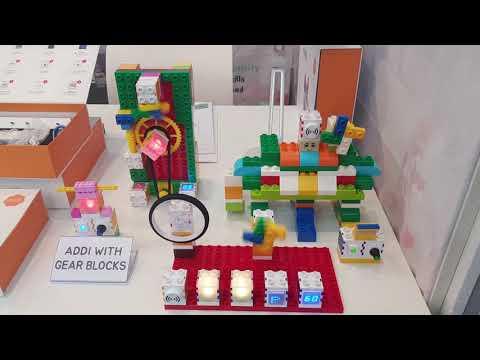 CREAMO SMART BLOCK-2019 spielwarenmesse