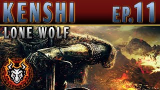 Kenshi Lone Wolf - EP11 - CREATING CHAOS IN THE HOLY NATION