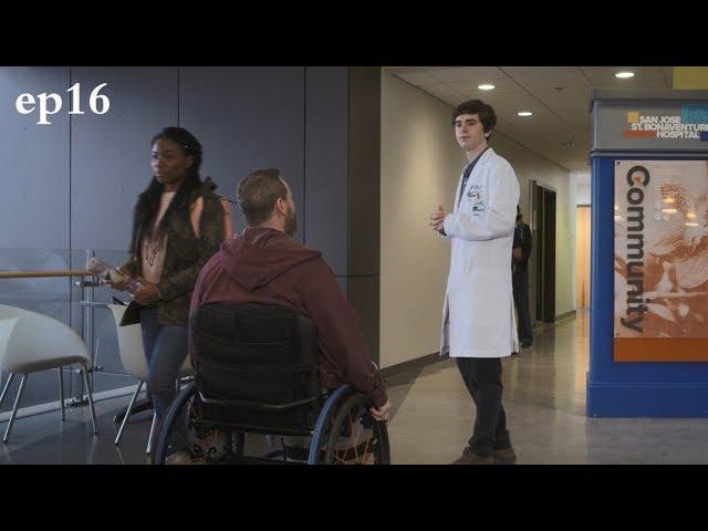 【良医】男人因车祸瘫痪10余年,回到医院竟发现能走路了!《良医16》