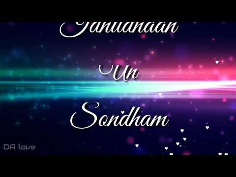 Enna Solla Pogirai Song Lyrics Kandukondain Kandukondain Music A. R. Rahman whatsapp status