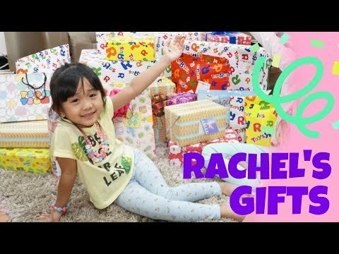 RACHEL'S NEW YEAR'S PRESENTS