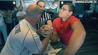 New Jersey Arm Wrestling Tournament 2018 Right