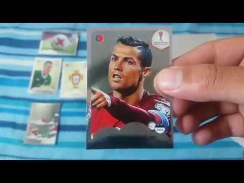 50 SOBRES PACKS! Sticker Álbum Copa Confederaciones Rusia 2017 PANINI - Confederations Cup Russia