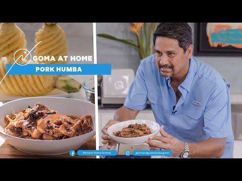 Goma At Home: Pork Humba