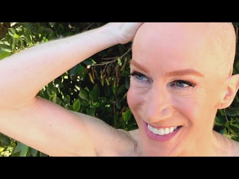 The Heartwarming Reason Kathy Griffin Shaved Her Head