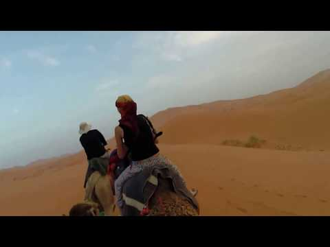 Backpacking To Morocco / Moroccan Guides Travel 2014