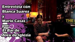 Entrevista con Blanca Suarez y Mario Casas