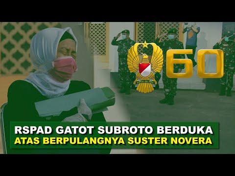 """RSPAD Gatot Soebroto Berduka atas Berpulangnya Suster Novera I 60"""" TNI AD"""