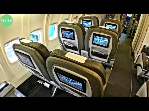 ICELANDAIR | SAGA CLASS FLIGHT REVIEW | 757-200 | GOTHENBURG TO REYKJAVIK