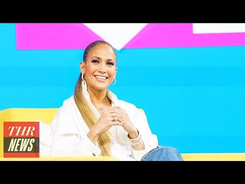 Jennifer Lopez on Board to Star in the Stripper Story 'Hustlers at Scores' | THR News