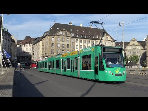 TTR227 Out & About Basel & Mulhouse Rail travel guide