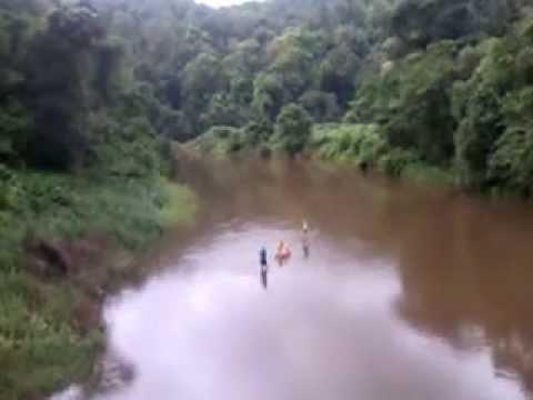 Maehongsorn Green Season ลำน้ำแม่เงา อุทยานแห่งชาติแม่เงา แม่ฮ่องสอน (FAM TRIP#05)