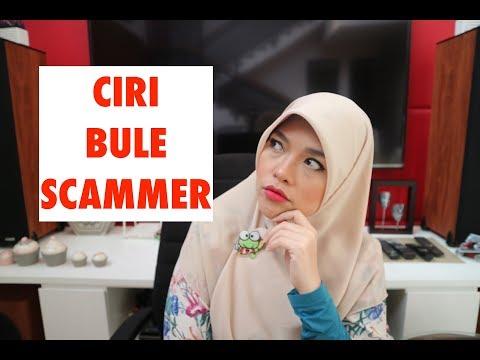 CIRI BULE SCAMMER