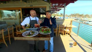 Tony's Table: Waterman's Harbor In Dana Point