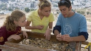 The Archaeological Treasures Recovered from Illegal Construction on the Temple Mount