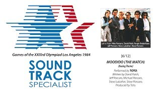 Toto   Moodido (The Match)   Official Music of the 1984 Games