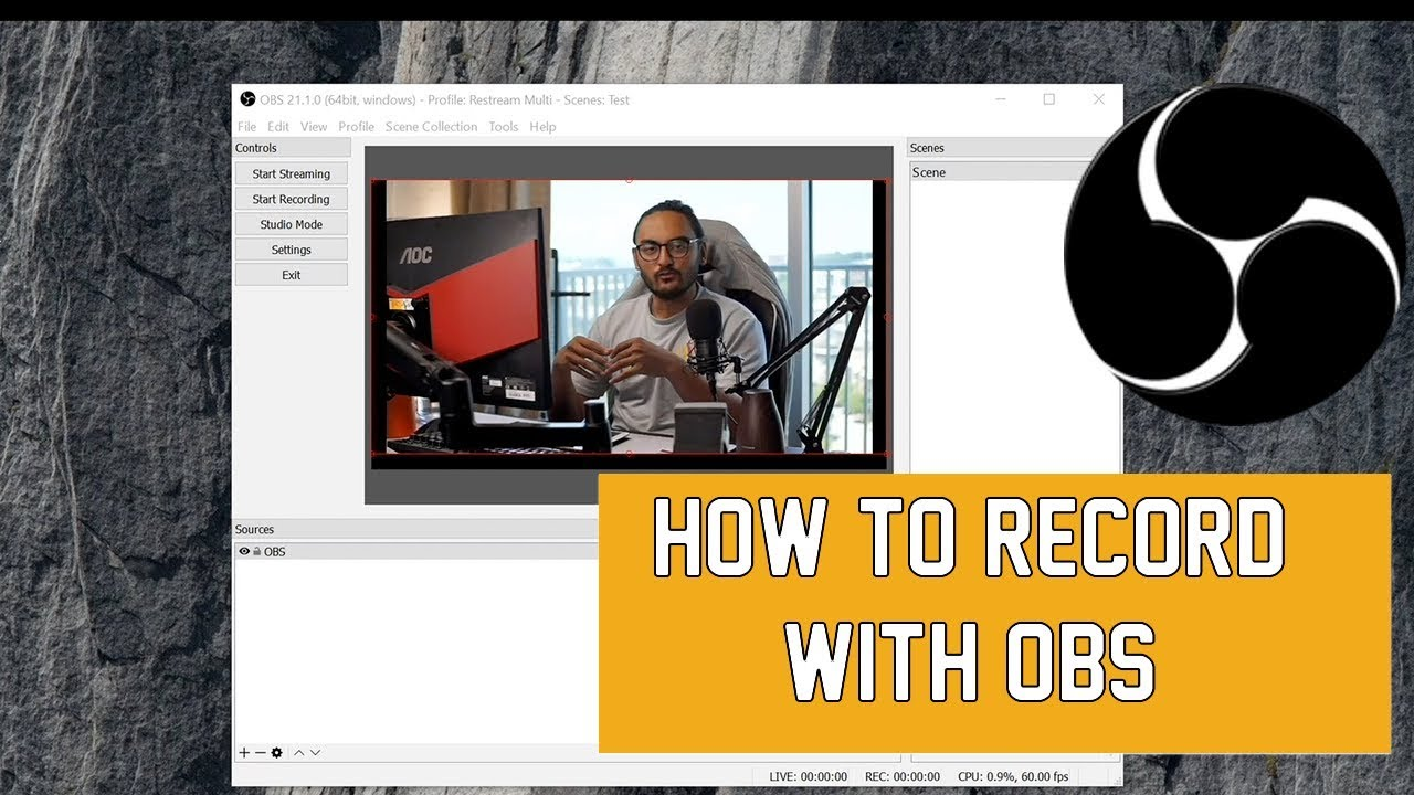 How To Record With OBS 2018 Guide - Blendlogic