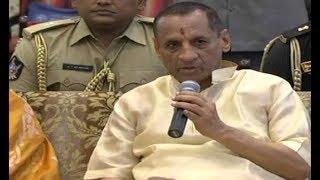 Governor Narasimhan  at Ugadi celebrations   Hyderabad   ABN LIVE