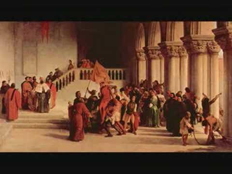 """Gioachino Rossini - Maometto II - """"Ohime! Qual Fulmine"""" (June Anderson, Ernesto Palacio & Margarita Zimmermann)"""