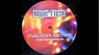 Major Boys - Panamerica (Club Mix) (2002)