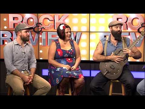 Reverend Peyton's Big Damn Band - Poor Until Payday - FOX 17 Rock & Review