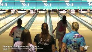 2018 PWBA Greater Harrisburg Open - Qualifying Round 2