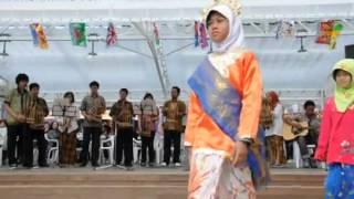 PPI Todai - Nada sou sou at Minami Sanriku (Angklung)