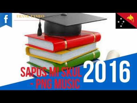 sapos mi skul - PNG Latest music (malahiffs )