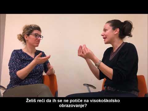Lea Starčević - Život gluhih u Litvi