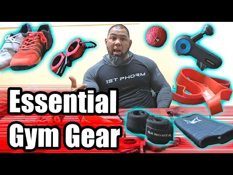 Gym Essentials What's in My Gym Bag // RealWorld Tactical