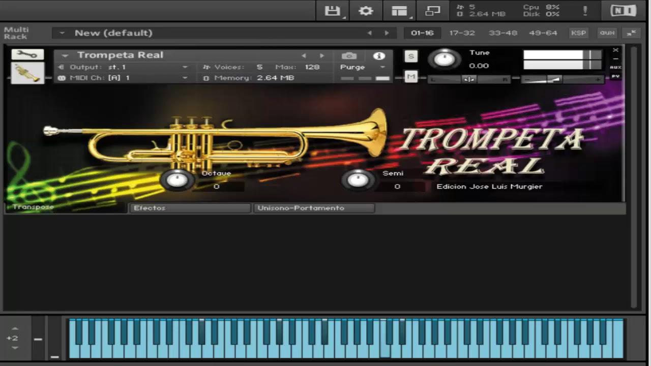 Gratis samples de kontakt trompetas para SAMPLES PARA