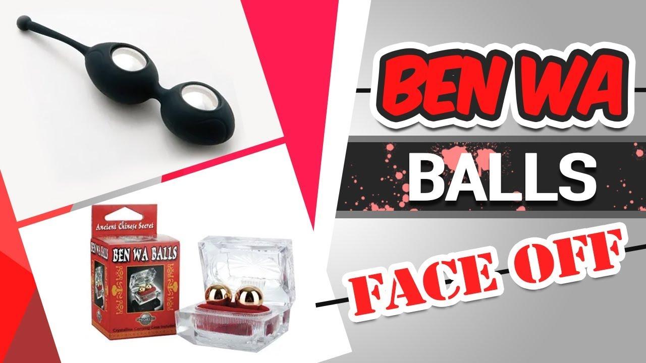 Fifty Shades of Grey Ben Wa Balls VS  Ancient Ben Wa Balls | Best Ben Wa Balls | Kegel Balls Review