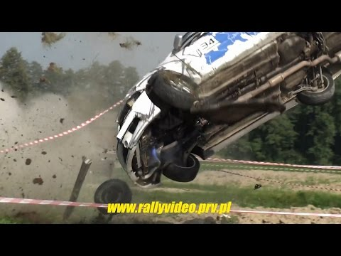 best of crashes vol 8 - 2016 - www.rallyvideo.prv.pl - dzwony kjs crash rally hd
