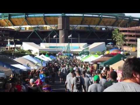 2015 University of Hawaii Football Season Ticket Commercial