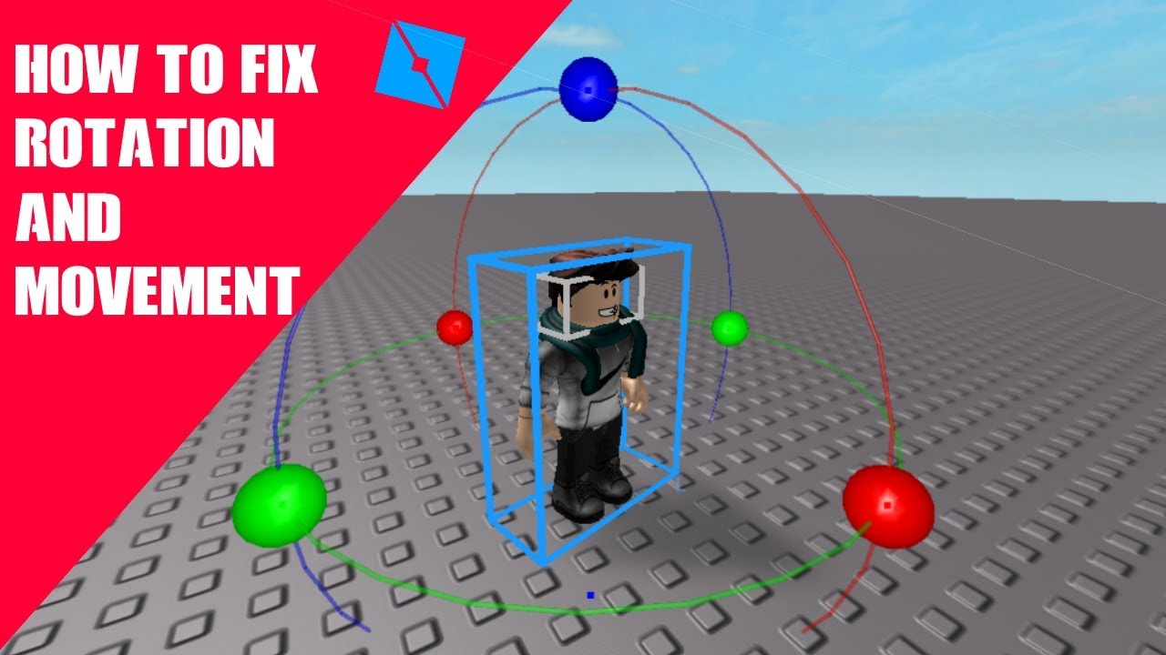 How to rotate an object smoothly in Roblox Studio!