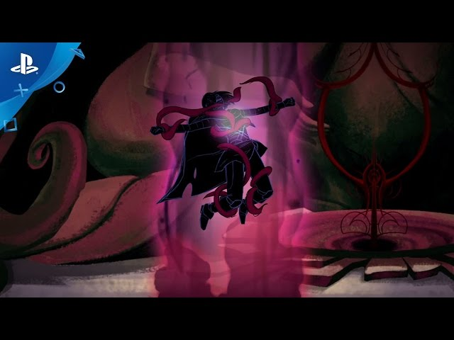 Sundered - Embrace Trailer | PS4