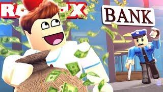 Побег из тюрьмы РОБЛОКС ROBLOX №2 Прохождение Видео игра для детей