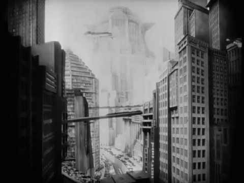 Metropolis, Cinemix by RadioMentale (extract)