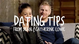 Dating Tips From The Bachelor's Sean & Catherine Lowe