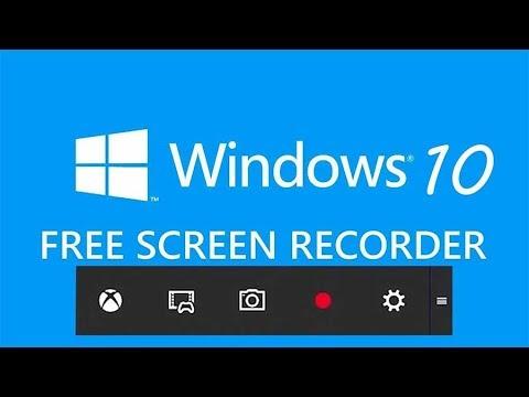 Windows 10 Tips Keren Fitur Screen Recorded Merekam Screen Ternyata Sudah Ada Di Windows 10 Youtube