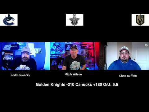Vegas Golden Knights vs Vancouver Canucks 8/25/20 NHL Pick and Prediction Stanley Cup Playoffs